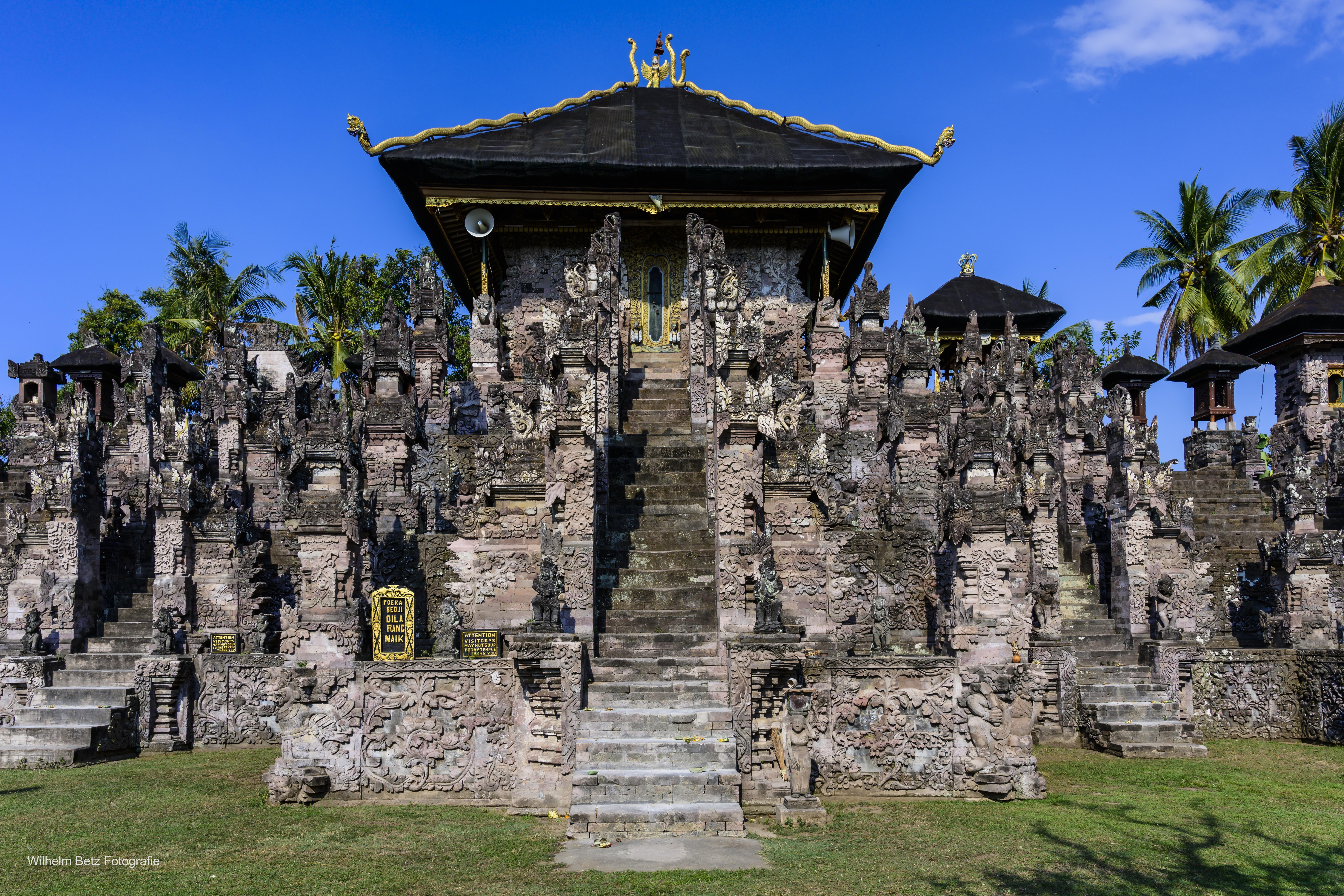 Sangsit - Beji-Tempel